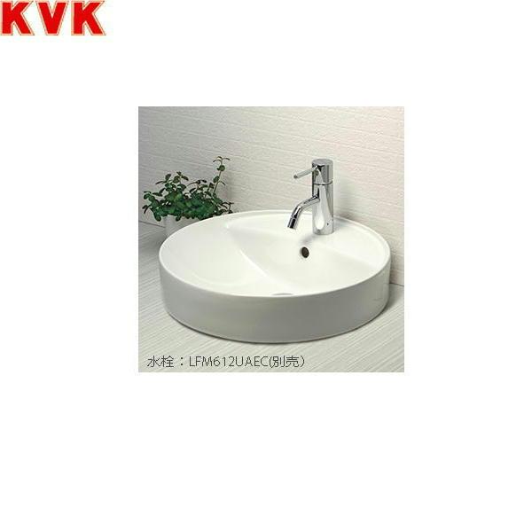 [KV848QC]KVK洗面器[ポップアップ用穴なし][ピュアホワイト][送料無料]