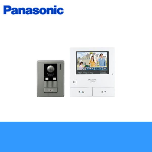 パナソニック[Panasonic]テレビドアホンVL-SVD501KL