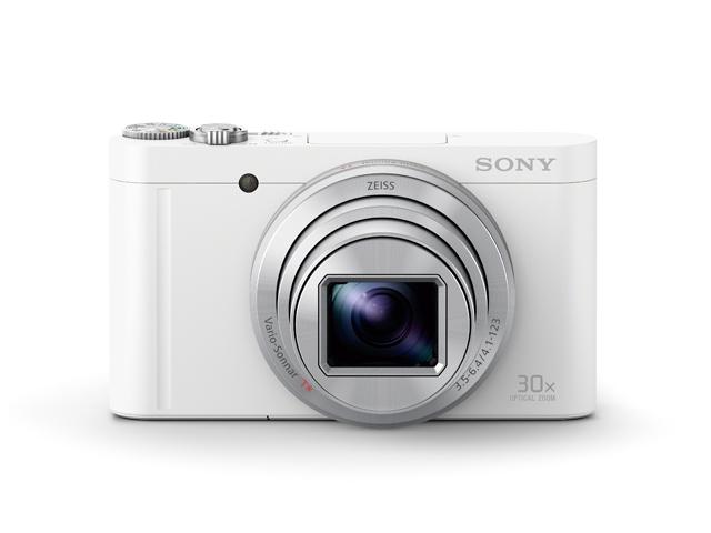 【お一人様1台限り】【納期約7~10日】DSC-WX500 W 【送料無料】 [SONY ソニー] デジタルスチルカメラ サイバーショット Cyber-shot ホワイト DSCWX500W