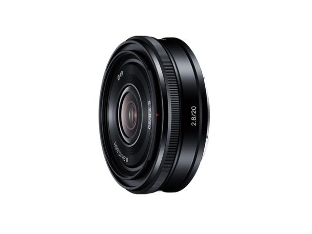 """【納期1月下旬頃】【お一人様1台限り】SEL20F28 【送料無料】 [SONY ソニー] デジタル一眼カメラ""""α""""[Eマウント]用レンズ SEL20F28"""