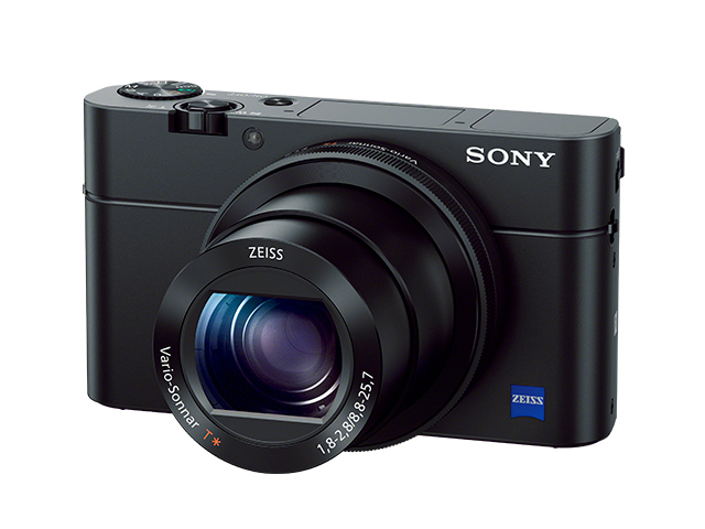 【納期約3週間】【お一人様1台限り】DSC-RX100M3 【送料無料】 [SONY ソニー] デジタルスチルカメラ サイバーショット Cyber-shot DSCRX100M3