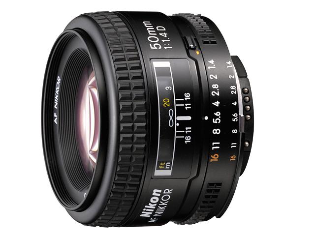 【納期約1~2週間】【お一人様1台限り】AF50 1.4D 【送料無料】 [Nikon ニコン] Ai AF Nikkor 50mm f/1.4D AF501.4D