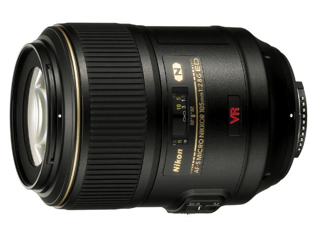 【納期約3週間】【お一人様1台限り】AF-S VR Micro-Nikkor 105mm f/2.8G IF-ED 【送料無料】 [Nikon ニコン] AF-S VR Micro-Nikkor 105mm f/2.8G IF-ED ブラック AFSVRMicroNikkor105mmf/2.8GIFED