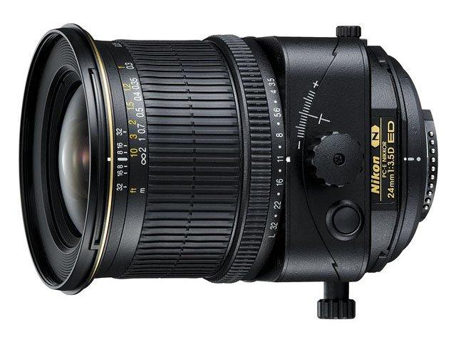 【お一人様1台限り】PCE24D 【送料無料】 [Nikon ニコン] PC-E NIKKOR 24mm f/3.5D ED PCE24D