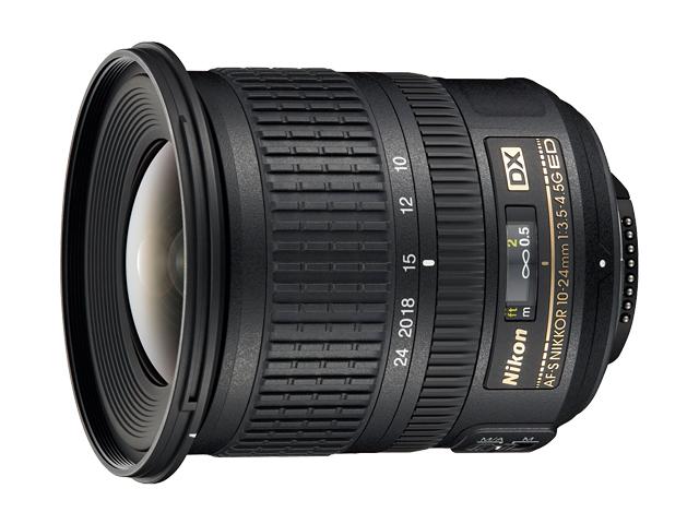 【納期約3週間】【お一人様1台限り】AF-S DX NIKKOR 10-24mm F3.5-4.5G ED 【送料無料】 [Nikon ニコン] AF-S DX NIKKOR 10-24mm F3.5-4.5G ED AFSDXNIKKOR1024mmF3.54.5GED