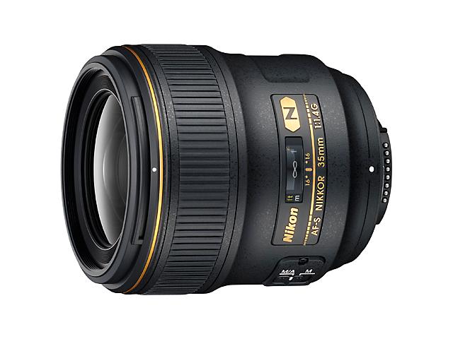 【納期約4週間】【お一人様1台限り】AF-S NIKKOR 35mm f/1.4G 【送料無料】 [Nikon ニコン] AF-S NIKKOR 35mm f/1.4G AFSNIKKOR35mmf/1.4G