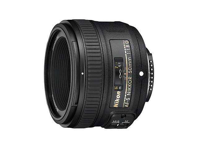 【納期約3週間】【お一人様1台限り】AF-S NIKKOR 50mm f/1.8G 【送料無料】 [Nikon ニコン] AF-S NIKKOR 50mm f/1.8G AFSNIKKOR50mmf/1.8G