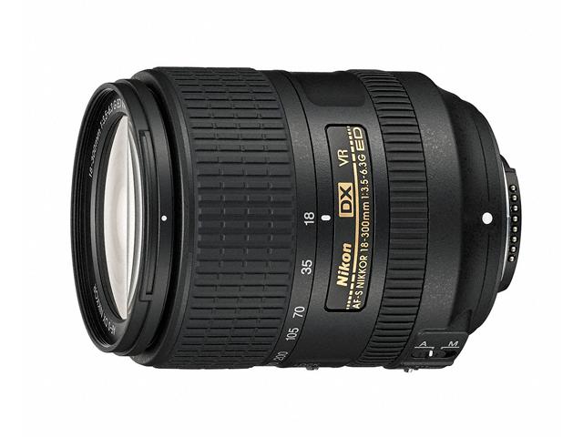 【納期約3週間】【お一人様1台限り】AF-S DX NIKKOR 18-300mm f/3.5-6.3G ED VR 【送料無料】 [Nikon ニコン] AF-S DX NIKKOR 18-300mm f/3.5-6.3G ED VR AFSDXNIKKOR18300mmf/3.56.3GEDVR