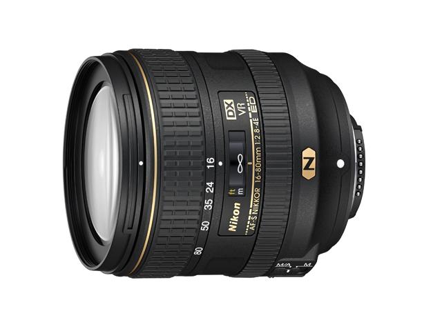 ★★【お一人様1台限り】AF-S DX NIKKOR 16-80mm f/2.8-4E ED VR [Nikon ニコン] AFSDXNIKKOR1680mmf2.84EEDVR