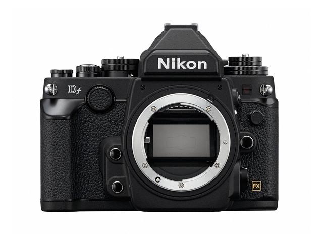 【納期約2ヶ月以上】【お一人様1台限り】Df BK 【送料無料】 [Nikon ニコン] Df ボディ デジタル一眼レフカメラ BK ブラック DfBK