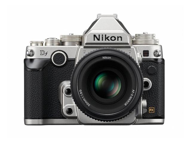 【納期約2ヶ月以上】【お一人様1台限り】Df 50mm f/1.8G Special Edition LK SL 【送料無料】 [Nikon ニコン] Df 50mm f/1.8G Special Edition キット SL シルバー Df50mmf/1.8GSpecialEditionLKSL