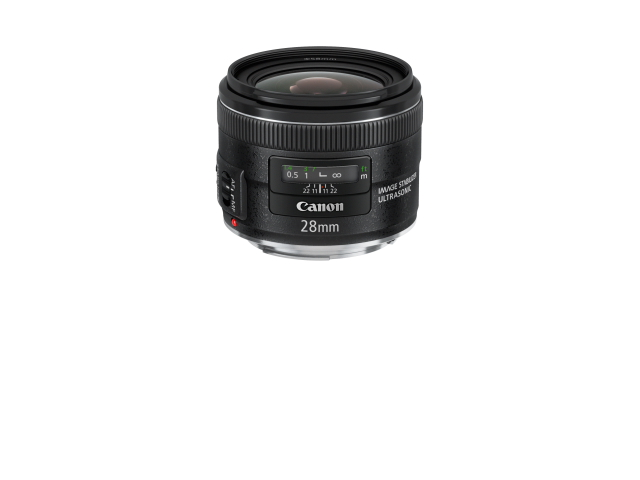 EF2828IS 【送料無料】 [canon キヤノン] EF28mm F2.8 IS USM