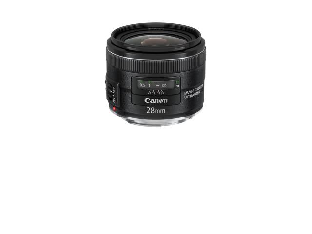 【お一人様1台限り】EF2828IS 【送料無料】 [canon キヤノン] EF28mm F2.8 IS USM