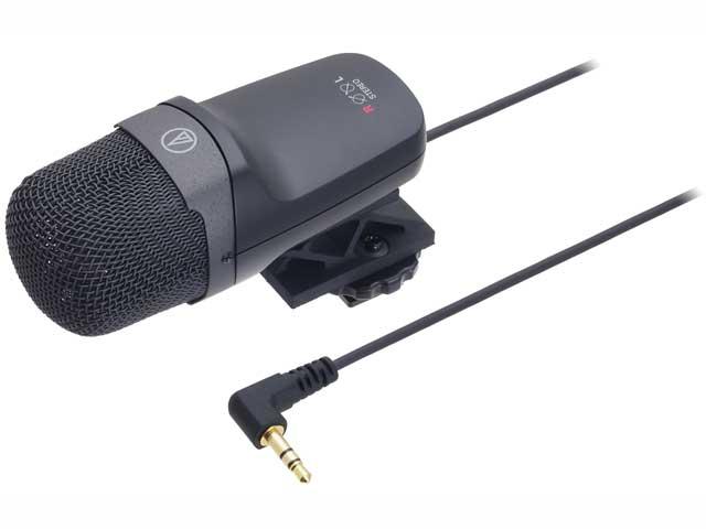 AT9945CM ブラック 【送料無料】 [audio-technica オーディオテクニカ] ステレオマイクロホン AT9945CM