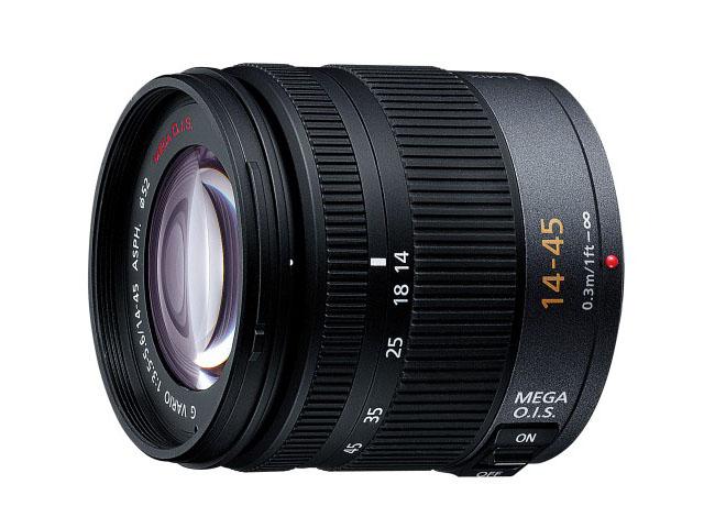 【納期約2週間】【お一人様1台限り】H-FS014045 【代引き不可】【送料無料】 [Panasonic パナソニック] デジタル一眼カメラ用交換レンズ HFS014045