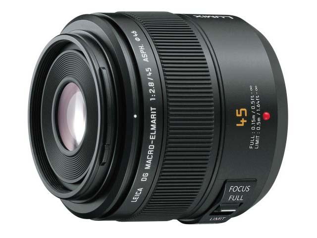 【お一人様1台限り】H-ES045 【送料無料】 [Panasonic パナソニック] デジタル一眼カメラ用交換レンズ HES045