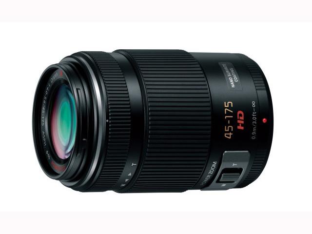【納期約3週間】【お一人様1台限り】H-PS45175-K 【送料無料】 [Panasonic パナソニック] デジタル一眼カメラ用交換レンズ HPS45175K ブラック
