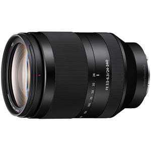 【納期約4週間】【お一人様1台限り】SEL24240【代引き不可】【送料無料】[SONY ソニー] 交換用レンズ FE 24-240mm F3.5-6.3 OSS SEL24240