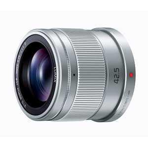 【納期約2週間】【お一人様1台限り】H-HS043-S 【送料無料】[Panasonic パナソニック]交換用レンズ LUMIX G 42.5mm F1.7 ASPH. POWER O.I.S. HHS043S
