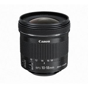 【納期約1~2週間】【お一人様1台限り】EFS10-18ISSTM【送料無料】[canon キヤノン] 交換用レンズ EF-S10-18mm F4.5-5.6 IS STM EFS1018ISSTM