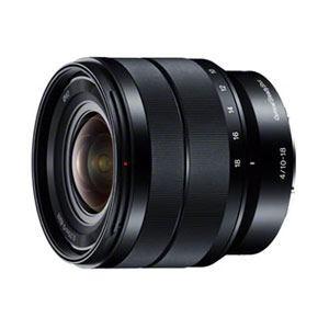 ★★【納期約4週間】【お一人様1台限り】SEL1018【代引不可】[SONY ソニー] 交換レンズ E 10-18mm F4 OSS