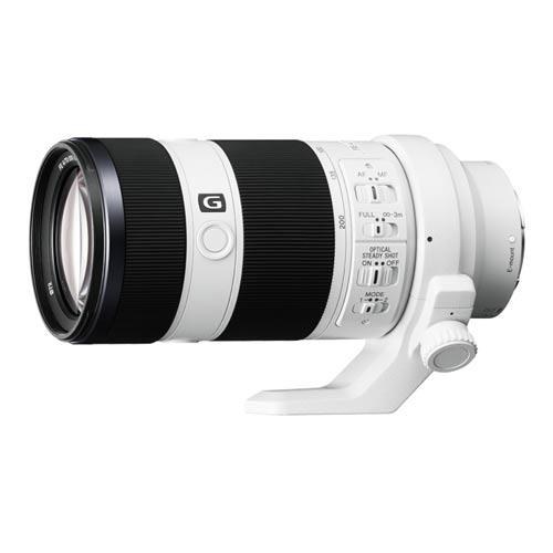 【納期約4週間】【お一人様1台限り】SEL70200G【代引不可】【送料無料】[SONY ソニー] デジタル一眼カメラα[Eマウント]用レンズ FE 70-200mm F4 G OSS