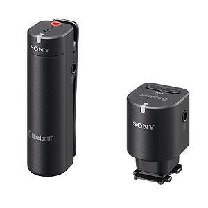【お一人様1台限り】【納期約7~10日】【送料無料】ECMW1M [SONY ソニー] マルチインターフェースシュー対応ワイヤレスマイク 【SONY製カメラオプション】