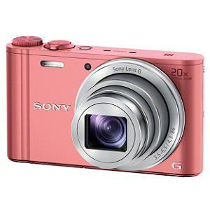 【お一人様1台限り】【納期約7~10日】DSC-WX350(P)ピンク【送料無料】[SONY ソニー]デジタルスチルカメラ Cyber-shot(サイバーショット) DSCWX350