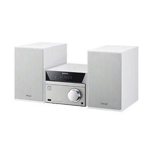 【納期約7~10日】CMT-SBT40(W) 【送料無料】[SONY ソニー] マルチコネクトコンポ (ウォークマン・CD対応) ホワイト CMTSBT40W
