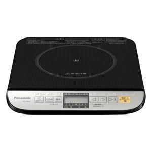 【納期約2週間】KZ-PH33-K ブラック[Panasonic パナソニック] 卓上型IH調理器 1口 KZPH33K