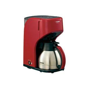 【納期約7~10日】EC-KT50-RA レッド[ZOJIRUSHI 象印] コーヒーメーカー 珈琲通 ECKT50RA