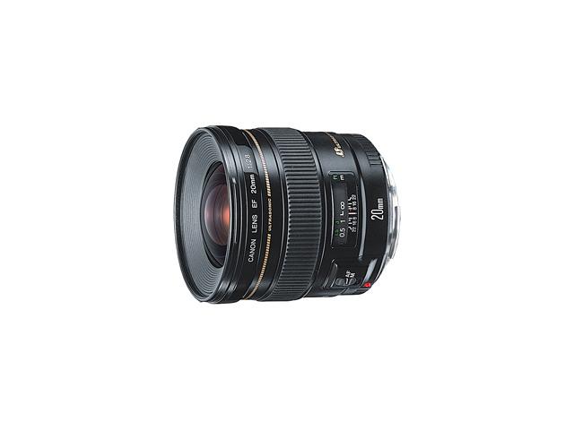 【納期約3週間】EF2028U 【送料無料】[canon キヤノン] EFレンズ B系 EF20mm F2.8 USM EF2028U