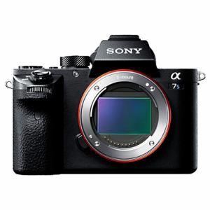 【納期約3週間】【お一人様1台限り】ILCE-7SM2【代引不可】【送料無料】[SONY ソニー] デジタル一眼カメラ α7S II ボディ ILCE7SM2