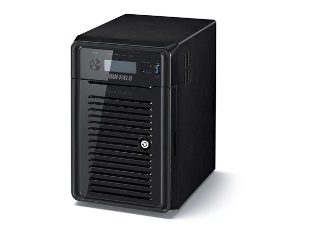 WS5600DN2406S2 【送料無料】{BUFFALO バッファロー] テラステーション WSS Windows Storage Server 2012 R2 SE搭載 6ドライブ NAS 24TB WS5600DN2406S2