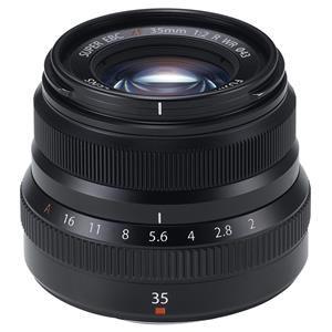 【納期約2週間】【お一人様1台限り】【送料無料】[FUJIFILM フジフイルム] 交換用レンズ XF35mm F2 R WR ブラック
