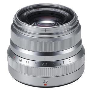【お一人様1台限り】【送料無料】[FUJIFILM フジフイルム] 交換用レンズ XF35mm F2 R WR シルバー