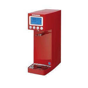 【納期約2週間】HDW0001(赤)【送料無料】シナジー 水素水生成機『グリーニングウォーター』