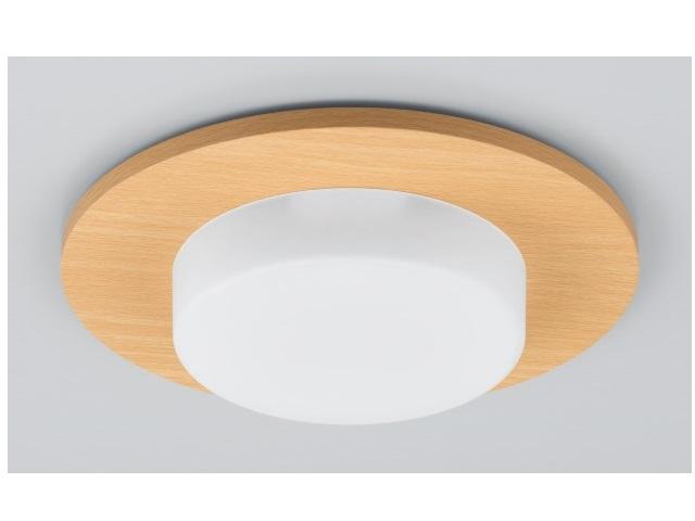 LDF8LBU004C [Panasonic パナソニック] LED電球 装飾パネル付きセット ダウンライト用縦取り付けタイプ(ライトウッド) LDF8LBU004C
