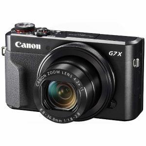 ◆【在庫あり翌営業日発送OK A-8】【お一人様1台限り】[CANON キヤノン] デジタルカメラ PowerShot パワーショット G7 X Mark II PSG7XMK2