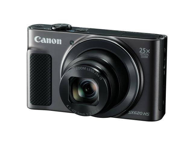 ◆【在庫あり翌営業日発送OK A-8】【お一人様1台限り】PowerShot SX620 HS(BK) 【送料無料】[CANON キヤノン] コンパクトデジタルカメラ PowerShotSX620HSBK ブラック