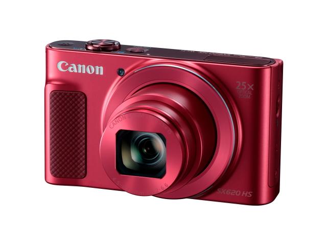 PowerShot SX620 HS(RE) 【送料無料】[CANON キヤノン] コンパクトデジタルカメラ PowerShotSX620HSRE レッド