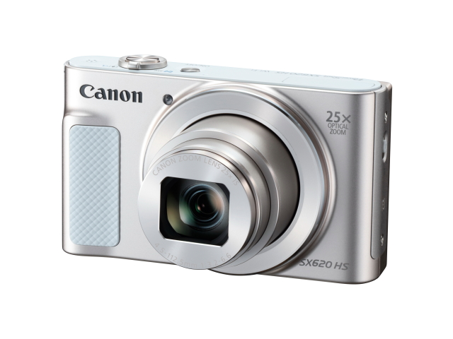 【納期約1~2週間】【お一人様1台限り】PowerShot SX620 HS(WH) 【送料無料】[CANON キヤノン] コンパクトデジタルカメラ PowerShotSX620HSWH ホワイト