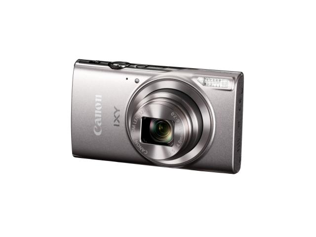 ◆【在庫あり翌営業日発送OK A-8】【お一人様1台限り】IXY 650(SL) 【送料無料】[CANON キヤノン] コンパクトデジタルカメラ IXY650SL シルバー