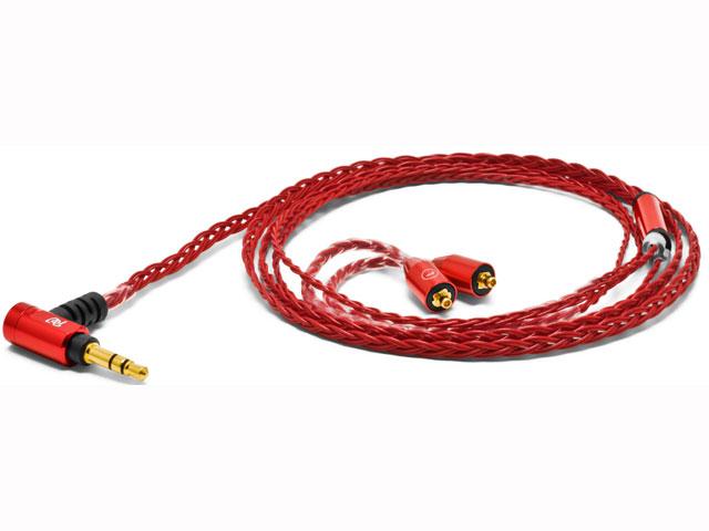 【送料無料】Palette8 MX-A CrimsonRed [oyaide オヤイデ] MMCXイヤホン用リケーブル  Palette8MXACrimsonRed レッド