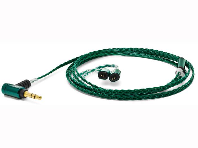 【送料無料】Palette8 UE-TF ForestGreen [oyaide オヤイデ] Ultimate Ears TF-10用リケーブル  Palette8UETFForestGreen グリーン