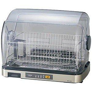 【納期約7~10日】EY-SB60-XH 【送料無料】ZOJIRUSHI 象印 食器乾燥機 クリアドライ ステンレスグレー EYSB60XH