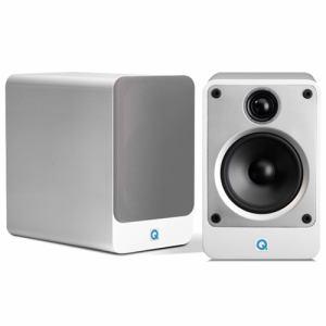 Concept-20J(WH)【送料無料】Q Acoustics Qアコースティクス ブックシェルフ型スピーカー 【ペア】 ホワイトConcept20JWH