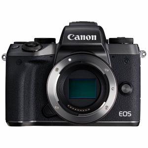 【納期約1~2週間】【お一人様1台限り】EOSM5-BODY 【送料無料】【代引き不可】[canon キヤノン] ミラーレス一眼カメラ EOS M5 ボディ EOSM5BODY