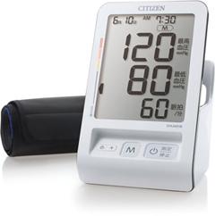 【納期約7~10日】CHUA516 シチズンシステムズ 上腕式血圧計