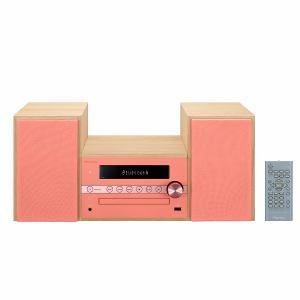 【納期約7~10日】X-CM56-R 【送料無料】[Pioneer パイオニア] Bluetooth対応 USB端子搭載CDミニコンポ レッド XCM56R